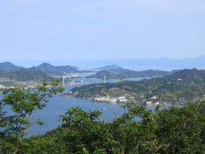 大平山からの眺望