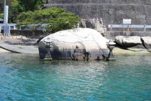 磨崖和霊石地蔵